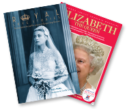 Elizabeth the queen book